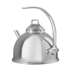 Service en salle Stainless steel tea kettle