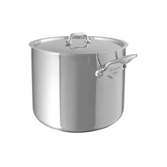 M'cook stainless steel Stockpot with stainless steel lid