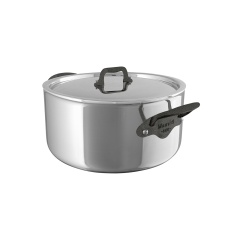 M'cook c2 Stewpan with stainless steel lid