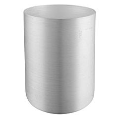 Les accessoires Pot Aluminium brossé